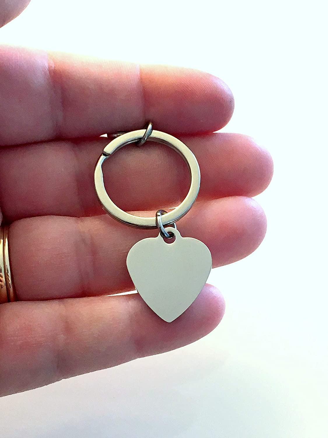 Gift for God Daughter Key Chain The love between Godparents and Goddaughter is forever Keychain Present