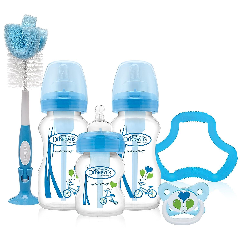 Dr Brown 's opciones Set de regalo, color azul Central Medical Supplies Ltd 072239306864