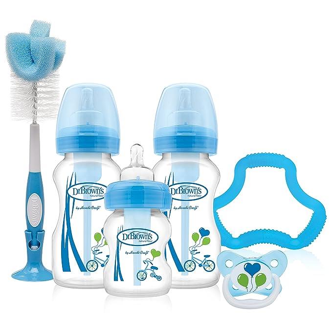 Dr Brown s opciones Set de regalo, color azul