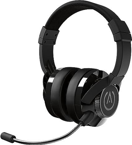 PowerA Fusion Auriculares Gaming con Micrófono Desmontable y Cable - Compatibles con PlayStation 4, Xbox (One, One X, One S, 360), Nintendo Switch, Mac, Android, IOS - Negro: Amazon.es: Videojuegos