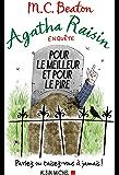 Agatha Raisin enquête 5 - Pour le meilleur et pour le pire : Parlez ou taisez-vous à jamais !
