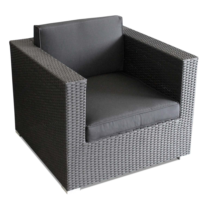 Amazon.de: Lounge Gartengarnitur Minnesota Sitzgruppe Sitzgarnitur ...