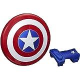 Marvel Avengers Capitán América Escudo Y Guante Hasbro B9944EU6