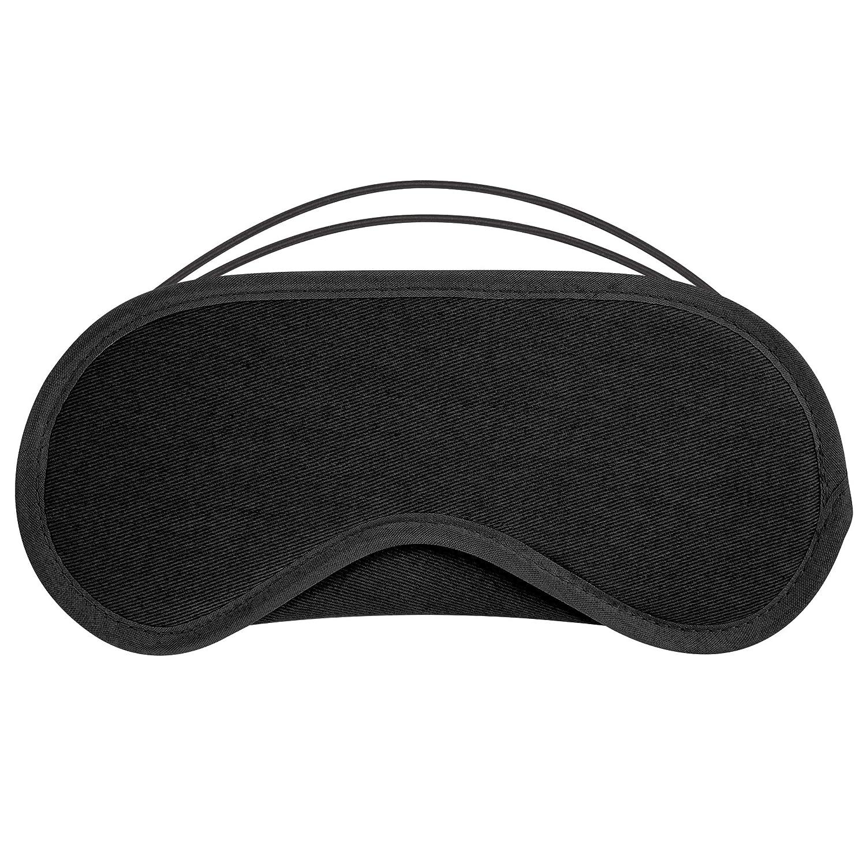 ac5fa7f7ce449 ... 100% coton Masque pour les yeux Masque de sommeil pour voyage de  couchage avec ...