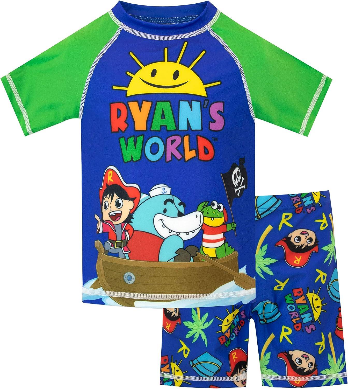 RYAN'S WORLD Boys' Two Piece Swim Set