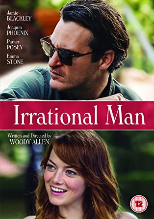 Irrational man movie cast