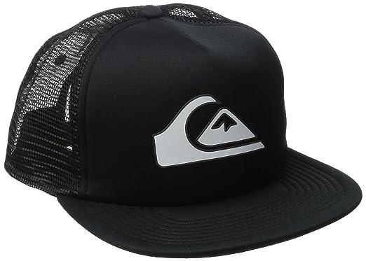 fcf5c584d9b3d Quiksilver Men s Snapper Trucker Hat