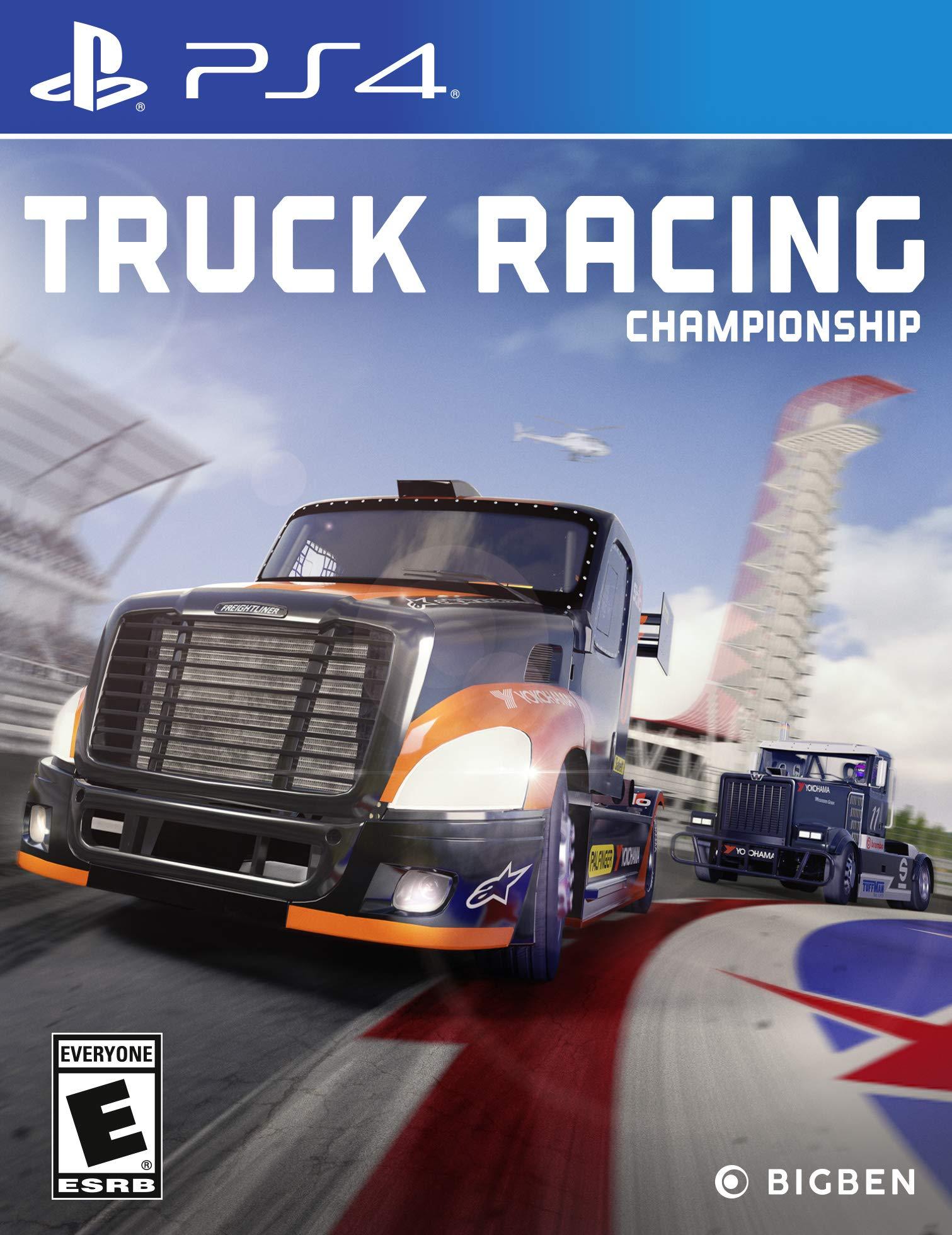 Truck Racing Championship - PlayStation 4