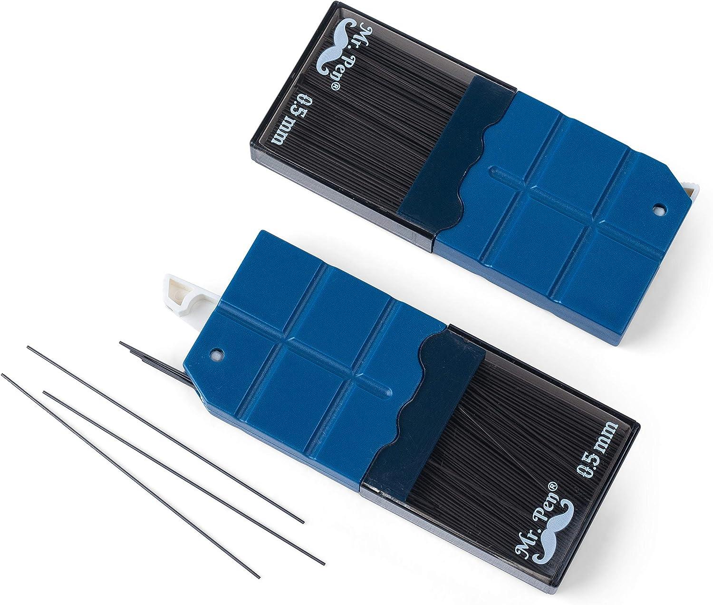 Mr Pen 0.5 Millimeter Lead Refills for Mechanical Pencils Pack of 600