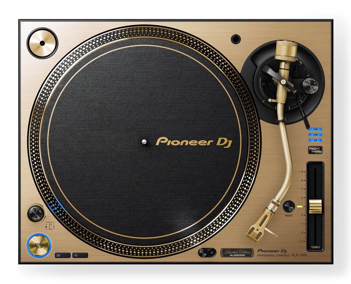 Pioneer plx-1000 Oro: Amazon.es: Instrumentos musicales