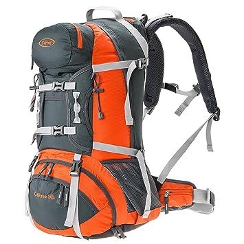Image result for g4free 50l backpack orange