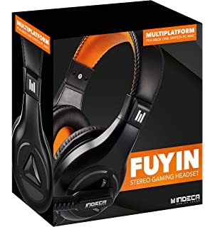 Indeca - Fuyin Auriculares Casco Multiplataforma Sound (PS4)