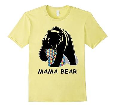 Mama Bear Autism Mom Sweatshirt gDhZYA
