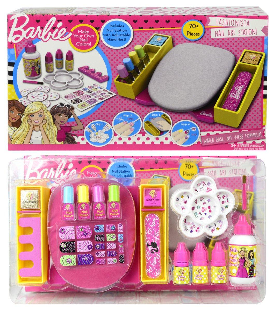 Barbie Nail Art Station 9709410