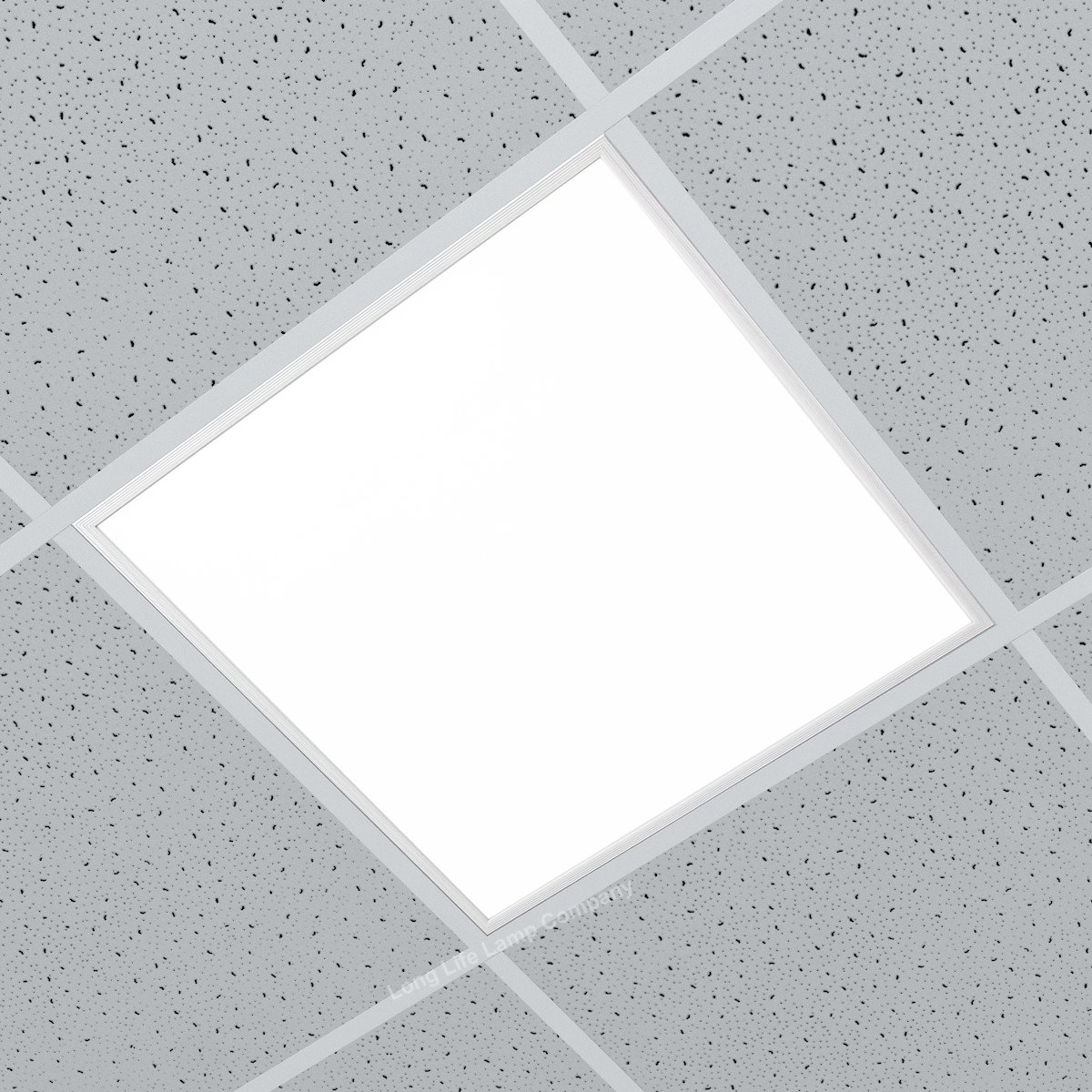 48w ceiling suspended recessed led panel 4000k cool white led 600 x 600 ceiling suspended recessed led panel white light 48w office salon led doublecrazyfo Images