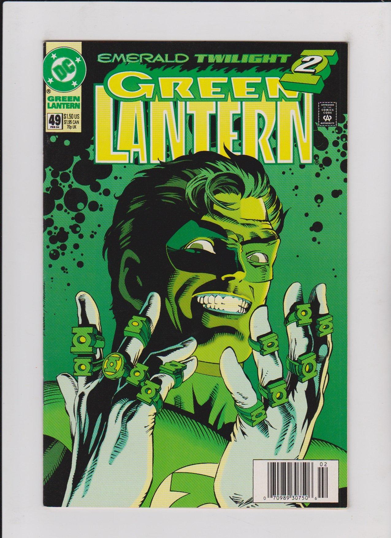 Amazon com: Green Lantern (Vol 3) #49
