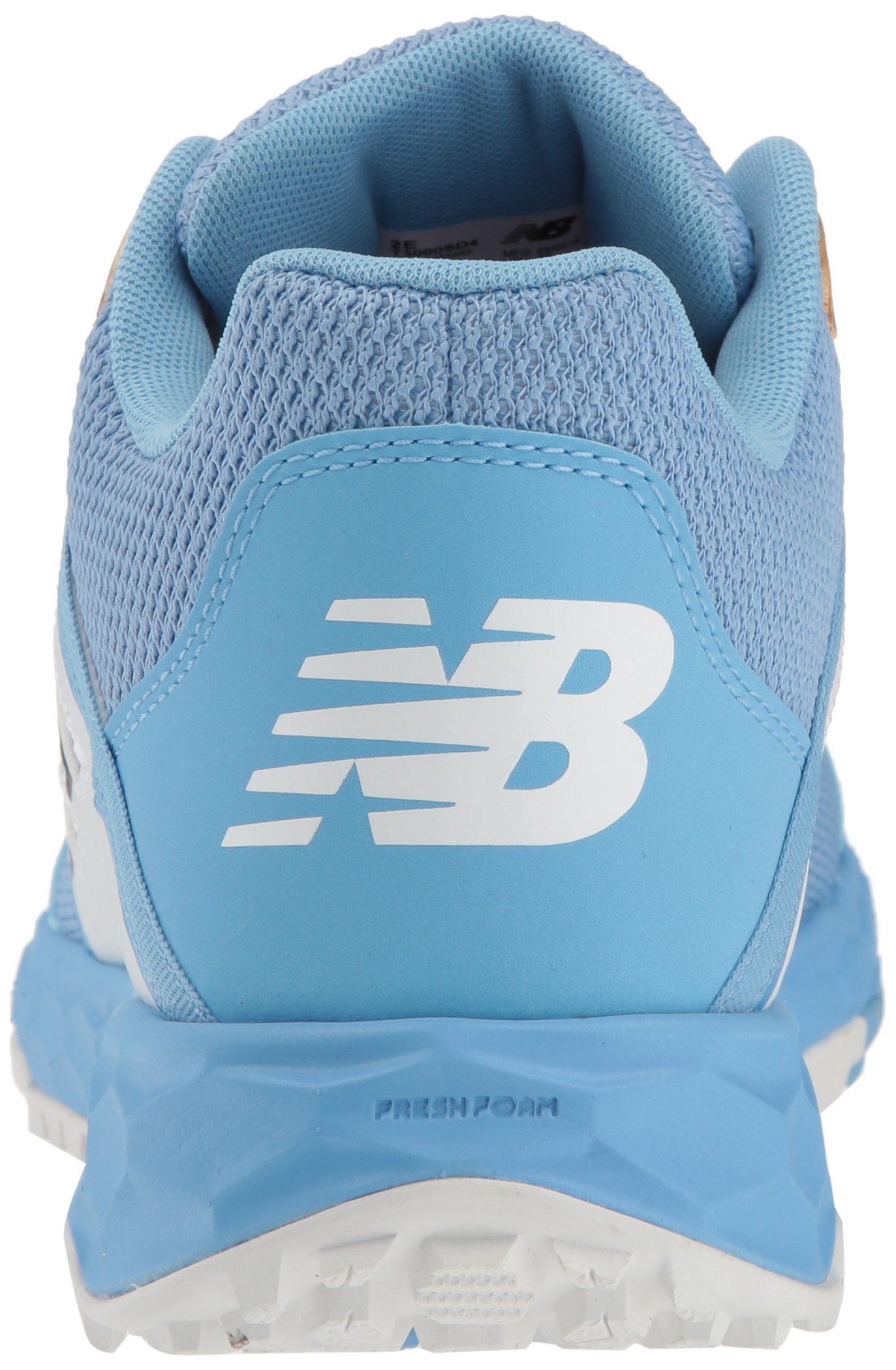 New Balance Men's 3000v4 Turf Baseball Shoe, Light Blue, 5 D US by New Balance (Image #2)