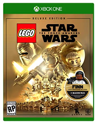 LEGO Star Wars The Force Awakens Deluxe Editions Xbox One: xbox_one ...