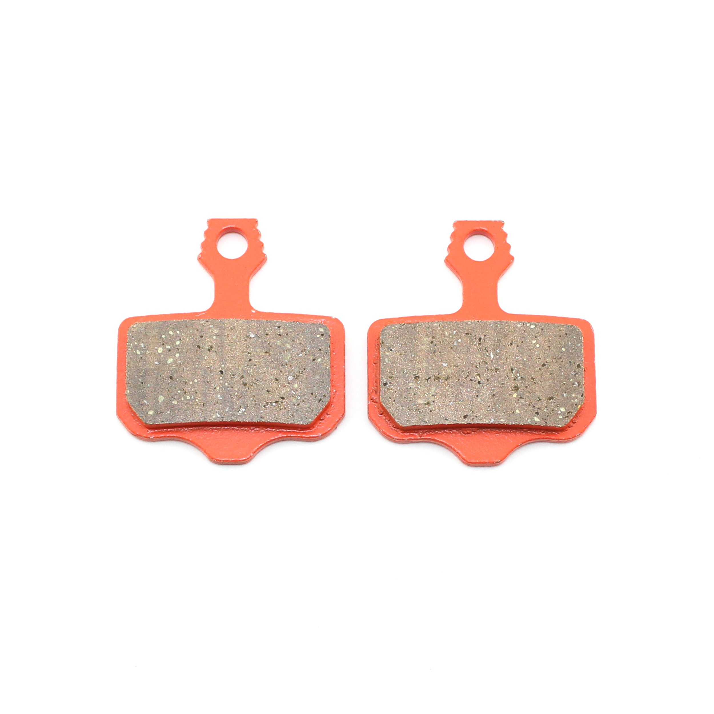 ODIER Bike Brake Pads for Avid Disc Brake Avid Elixir E1 E3 E5 E7 E9 CR ER XO XX Stronger Braking Power Less Noise (F-Avid-Metal) by ODIER