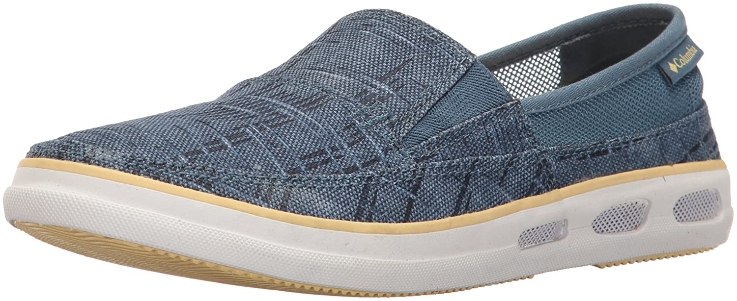 Columbia Women's Vulc N Vent Slip Outdoor Uniform Dress Shoe VULC N VENT SLIP OUTDOOR-W