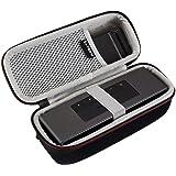 LTGEM pour Bose Soundlink Mini Haut-parleur I /II Etui, Voyage Sac de Transport pour avec poche Mesh, Convient câble USB