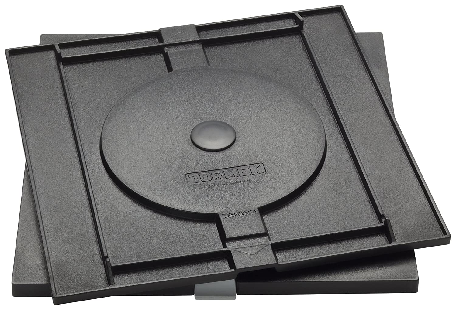Swivel Base for Tormek Sharpener RB180. This Handy Rotational Base Fits the T-7, T-4, T-3, and Super Grind 1200 and 2000 Sharpening Systems Affinity Tools TOR-RB180