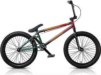 Mafiabikes KUSH2.5RASTA - Bicicleta BMX freestyle (20