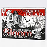 Gloom CG 2E Unquiet Dead Expansion Card Game