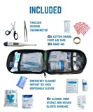 Dog First Aid Kit with Thermometer and Emergency