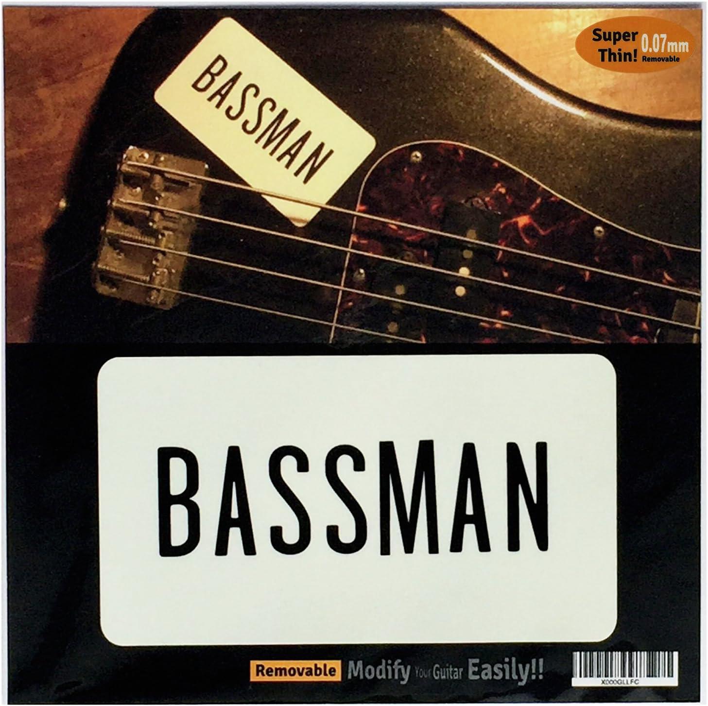 BASSMAN - Adhesivo decorativo para pared, diseño de Paul McCartney ...