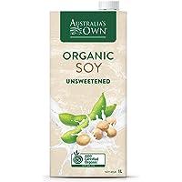 Australia's Own Unsweetened Soy Milk, 1L