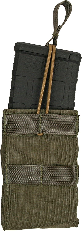 Tactical Tailor Rogue 5.56 Single Mag Compact Panel Ranger Green