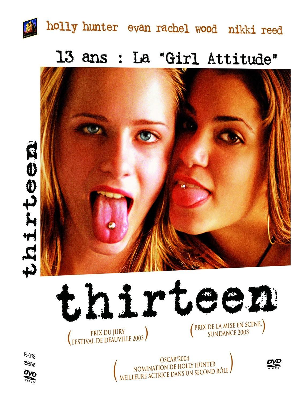 Thirteen Fr Import Wood Evan Rachel Hardwicke Catherine Wood Evan Rachel Dvd Blu Ray