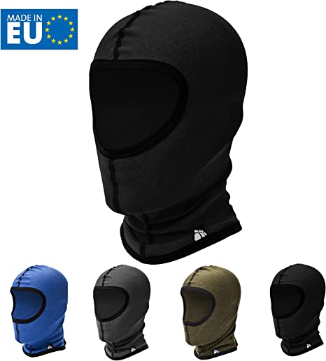 Windproof Motorcycle Motorbike Bike Helmet Hat Thermal Winter Balaclava Warm