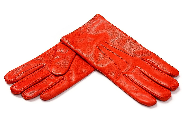 EROLA(メローラ)メンズ手袋 ナパレザー(カシミア)