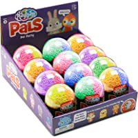 Educational Insights 1965 Playfoam Pals Pet Party, Multicolor, 12 Pack