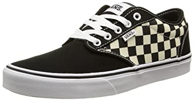black vans mens amazon