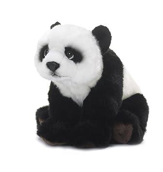 Mimex WWF16808 - Oso panda de peluche (30 cm)