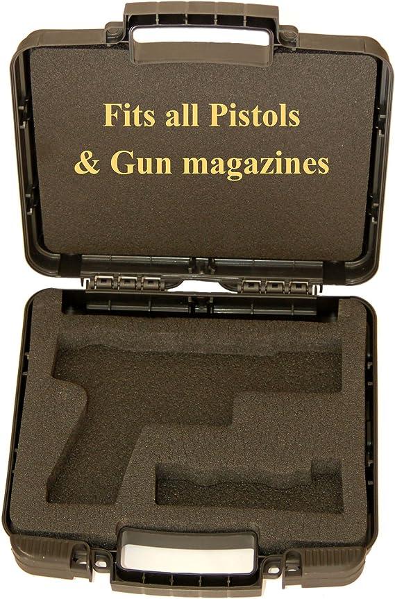 Handgun Case for your SIG SAUER and magazine. SIG SAUER SP 2009