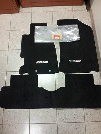 Genuine Acura 83600-S6M-A10ZA Floor Mat Set
