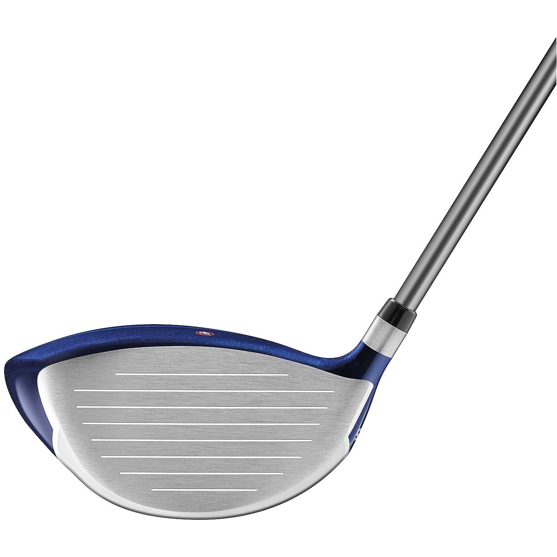 Adams Golf Men s M2656209 Golf Driver, Right Hand, Stiff Flex, 9.5 Degree, 45 , Graphite, Blue