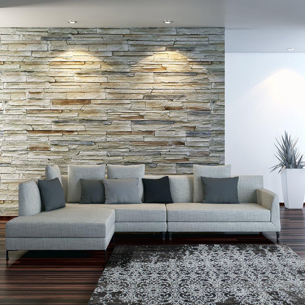 Havatex Moderner Teppich Vintage Decor - 3 tolle tolle tolle Farbkombinatinen   strapazierfähig & pflegeleicht   kuschelig weich   Wohnzimmer Schlafzimmer Büro, Größe 200 x 290 cm, Farbe Anthrazit Blau c259c5
