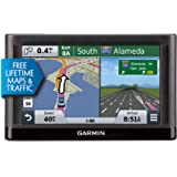 Garmin nüvi 56LMT GPS Navigators System with Spoken Turn-By-Turn Directions, Preloaded Maps and Speed Limit Displays (USA and Canada)