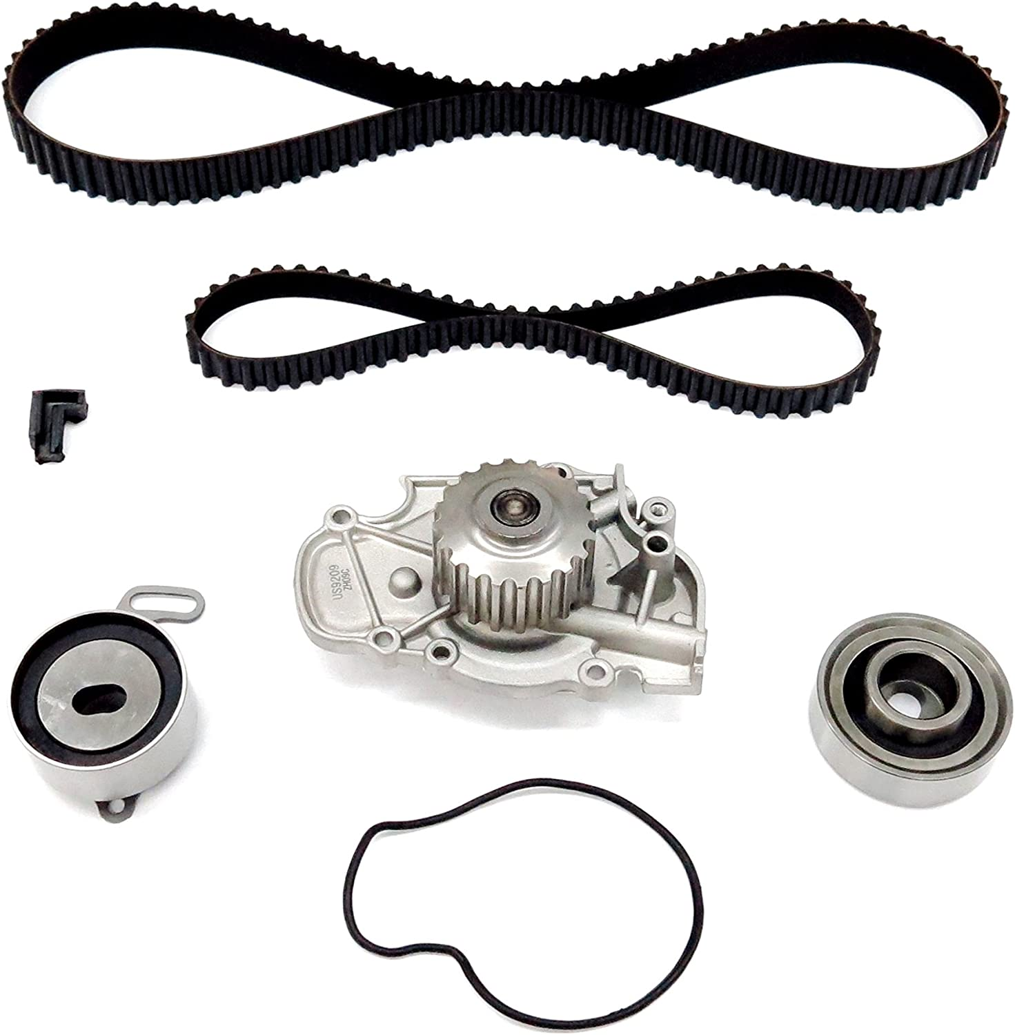 Acura and Honda V6 3.2L and 3.5L US Motor Works USTK286 Timing Kit with Water Pump