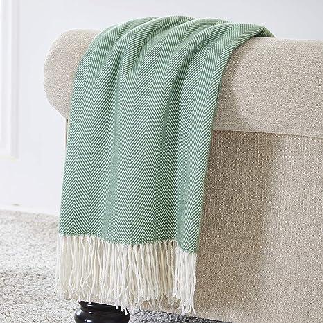 Living Room Sofa Sofa Throws Cashmere Blankets Throws Cashmere Wrap Big Shawl Herringbone Fringed Home Bedding