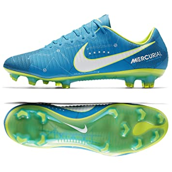 huge selection of 6dd75 6e945 Nike Mercurial Vapor XI Neymar FG 12 Sol Dur Adulte 46 Chaussures de  Football – Chaussures