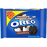 OREO Chocolate Marshmallow Sandwich Cookies, 1 Family Size Pack (17 oz.),