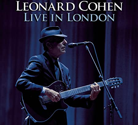 Leonard Cohen - Live In London - Amazon.com Music
