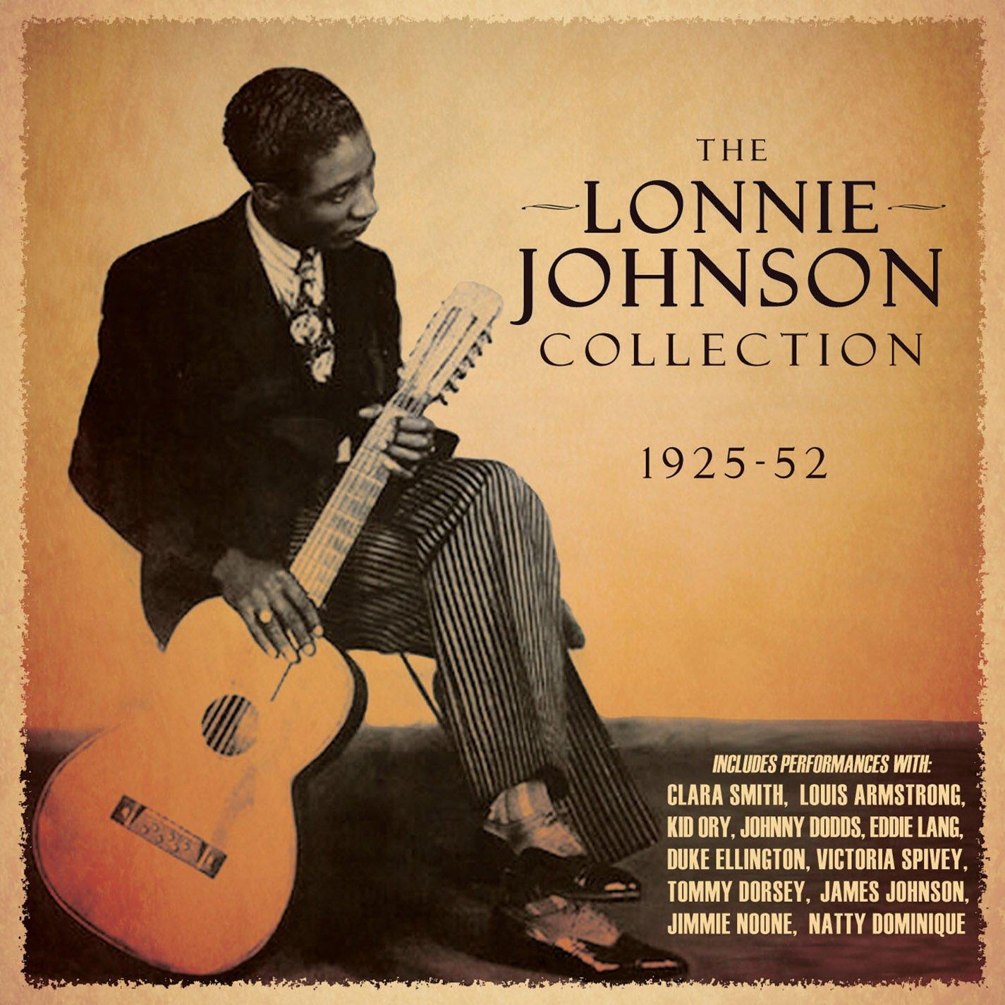 Johnson, Lonnie - Collection: 1925-52 - Amazon.com Music