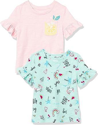 Spotted Zebra Girls Short-Sleeve T-Shirts Brand